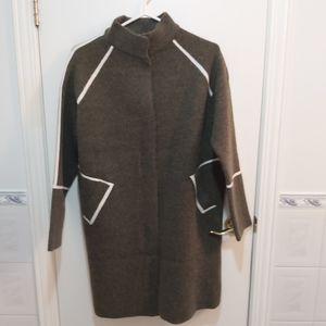 🤯BUY1,GET1FREE Trendy warm long sweater coat